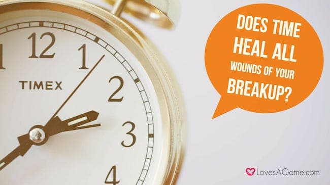 Does Time Heal All Wounds of Your Breakup?