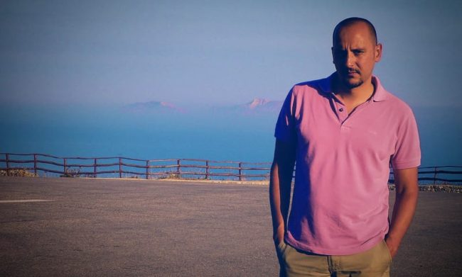 Eddie in Krete