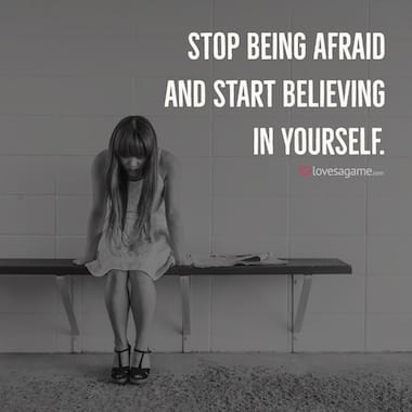 Start Believing In Yourself And Get Over Your Ex
